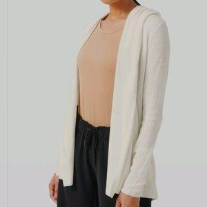 Lululemon Sundown Sweater Wrap
